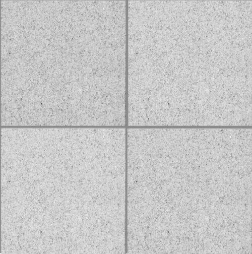 dove white flamed exfoliated granite pavers