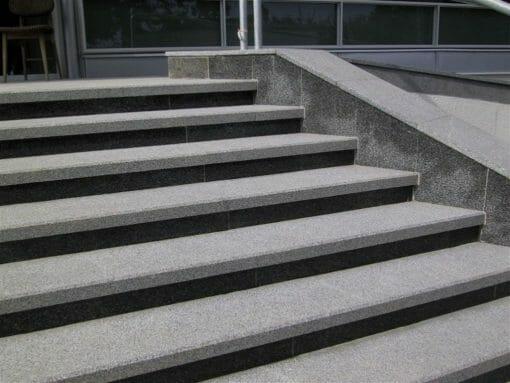 Raven Grey Granite Granite Pavers Tiles Paving