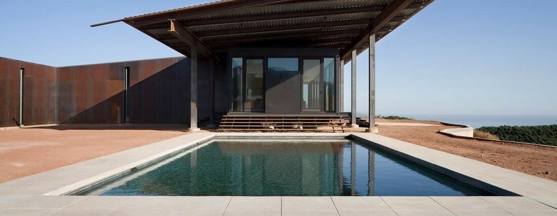 White-Flamed-Granite-Tiles-and-swimming-pool-coping