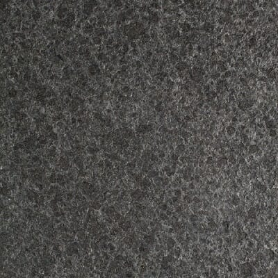 flamed midnight granite paver