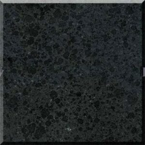 midnight polished granite