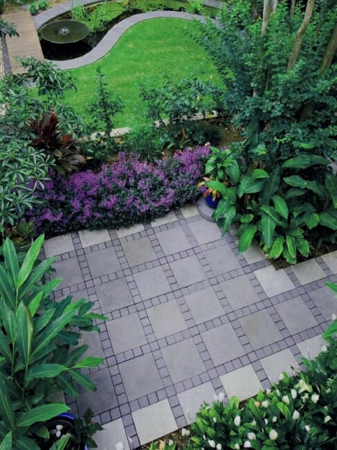granite cobblestones and pavers