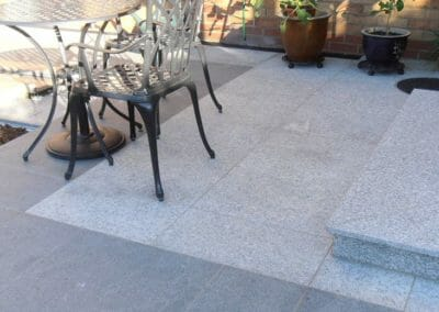 Dove and Raven Grey Granite