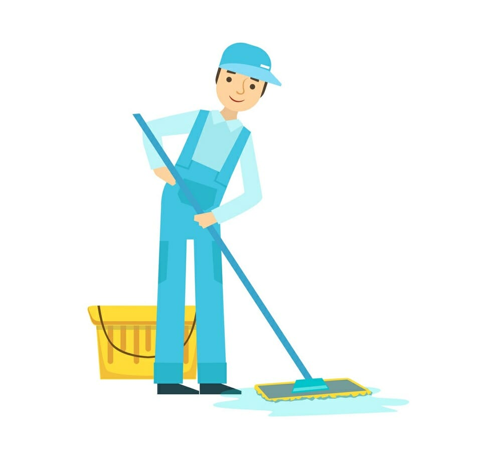 Cleaning the granite pavers process - paving cleaning tips - melbourne, sydney, brisbane